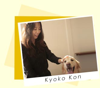 Dog friendly hotels Pooch:Kyoko Kon